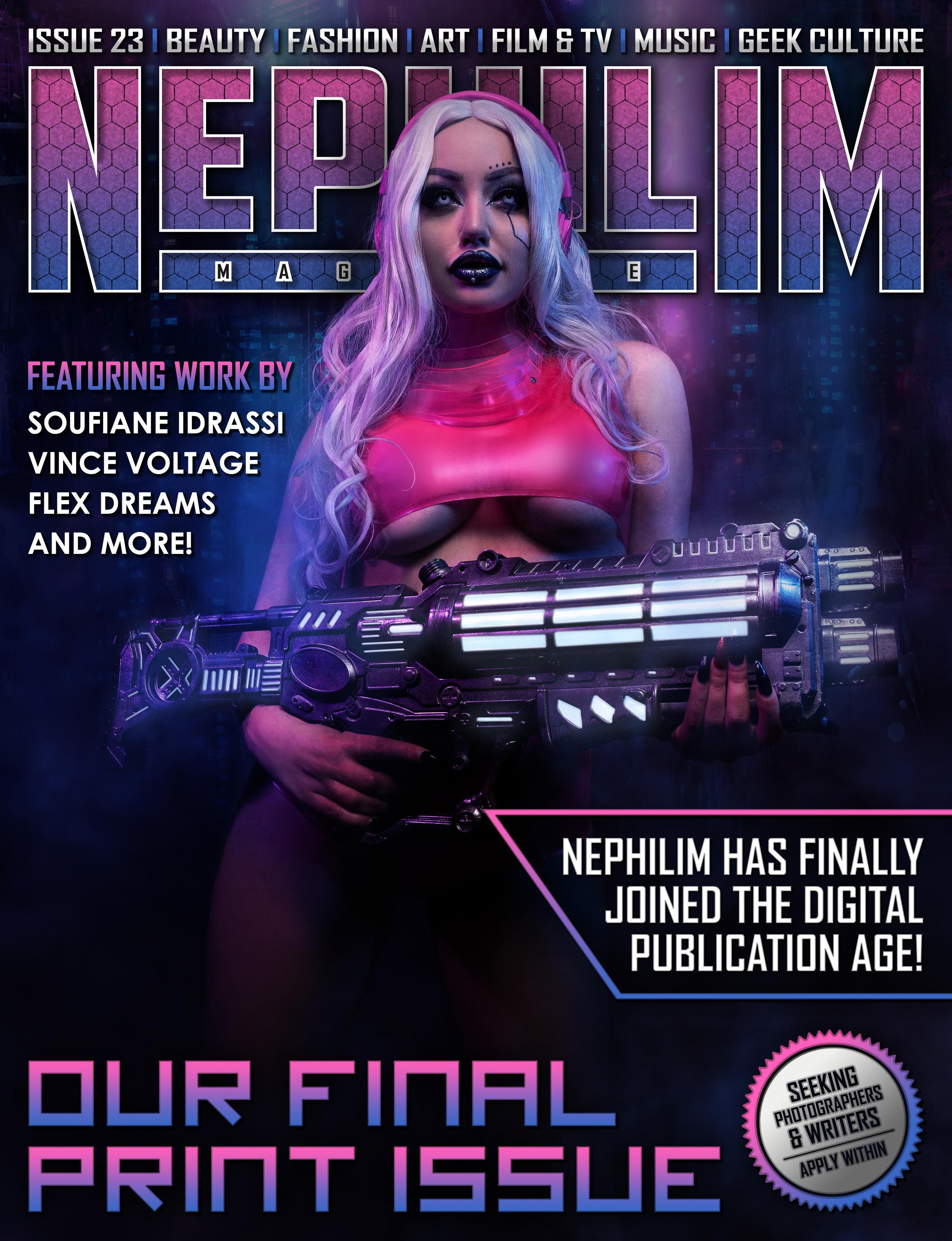 Nephilim Magazine - Issue 23 - Vol. 2 1