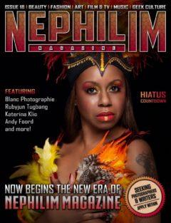 HUZZAH! Magazine - May 2020 - Liz Ashley 4