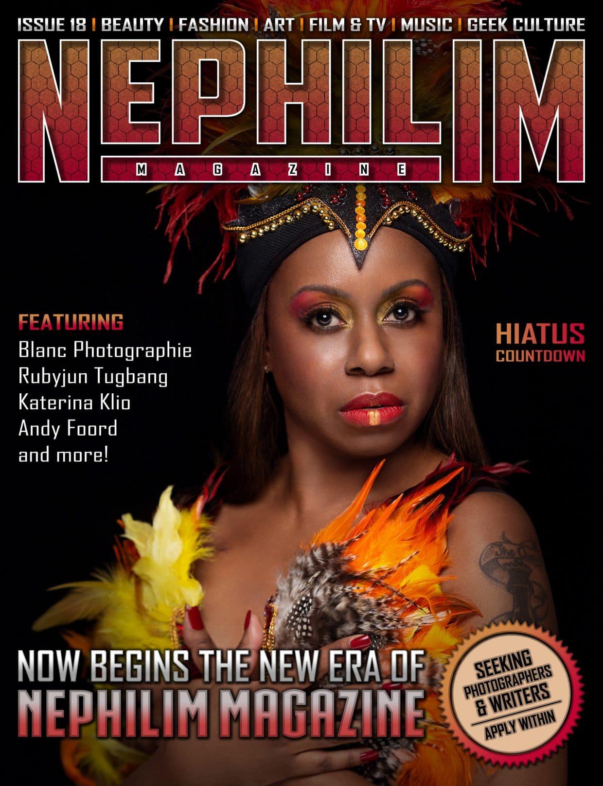 Nephilim Magazine - Issue 18 1