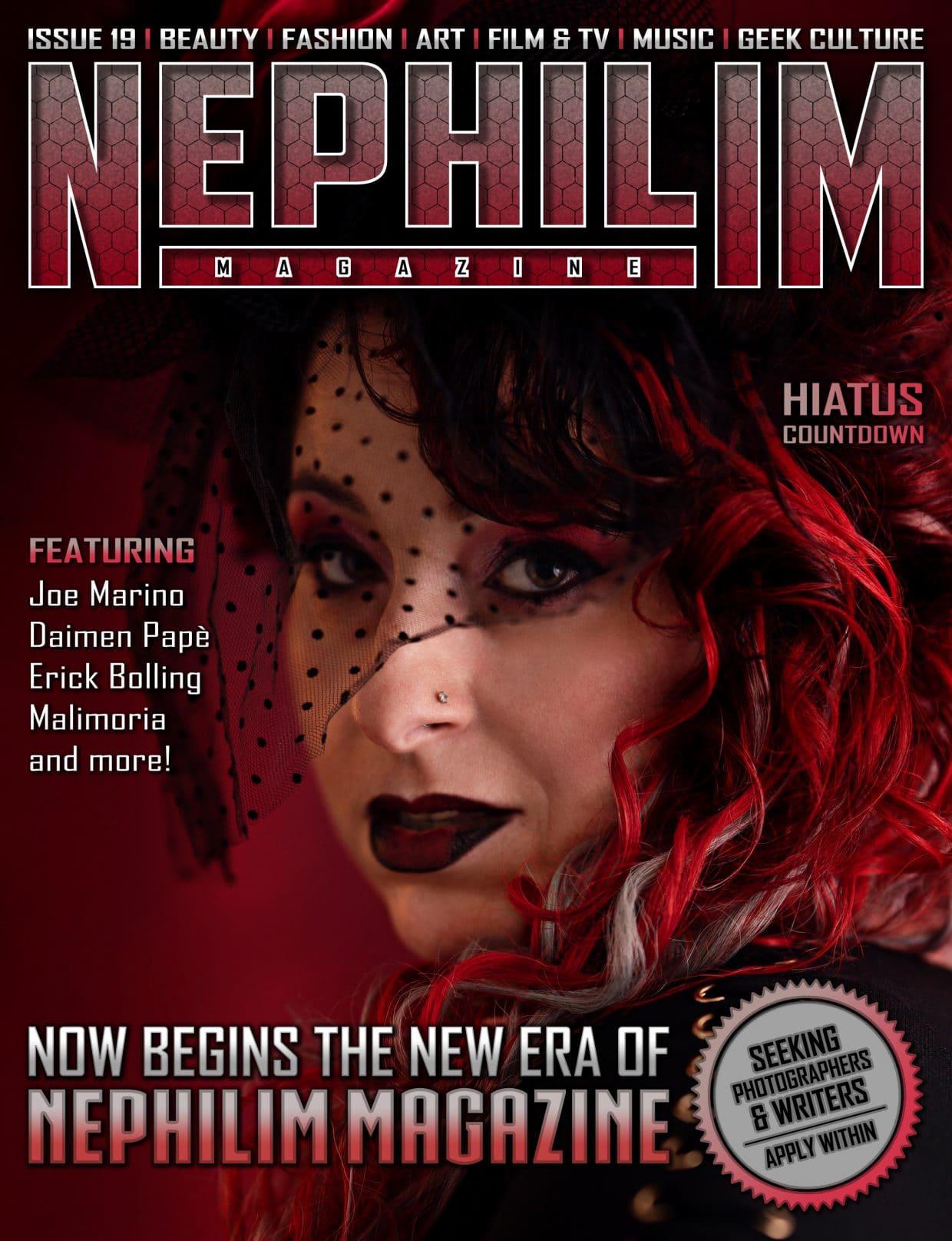 Nephilim Magazine – Issue 21 (Cov. 1) 4