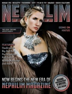Swimsuit USA Magazine - Issue 20 - Alliyah Becerra 5
