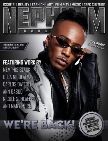 Nephilim Magazine – Issue 25 (Cov. 2) 4