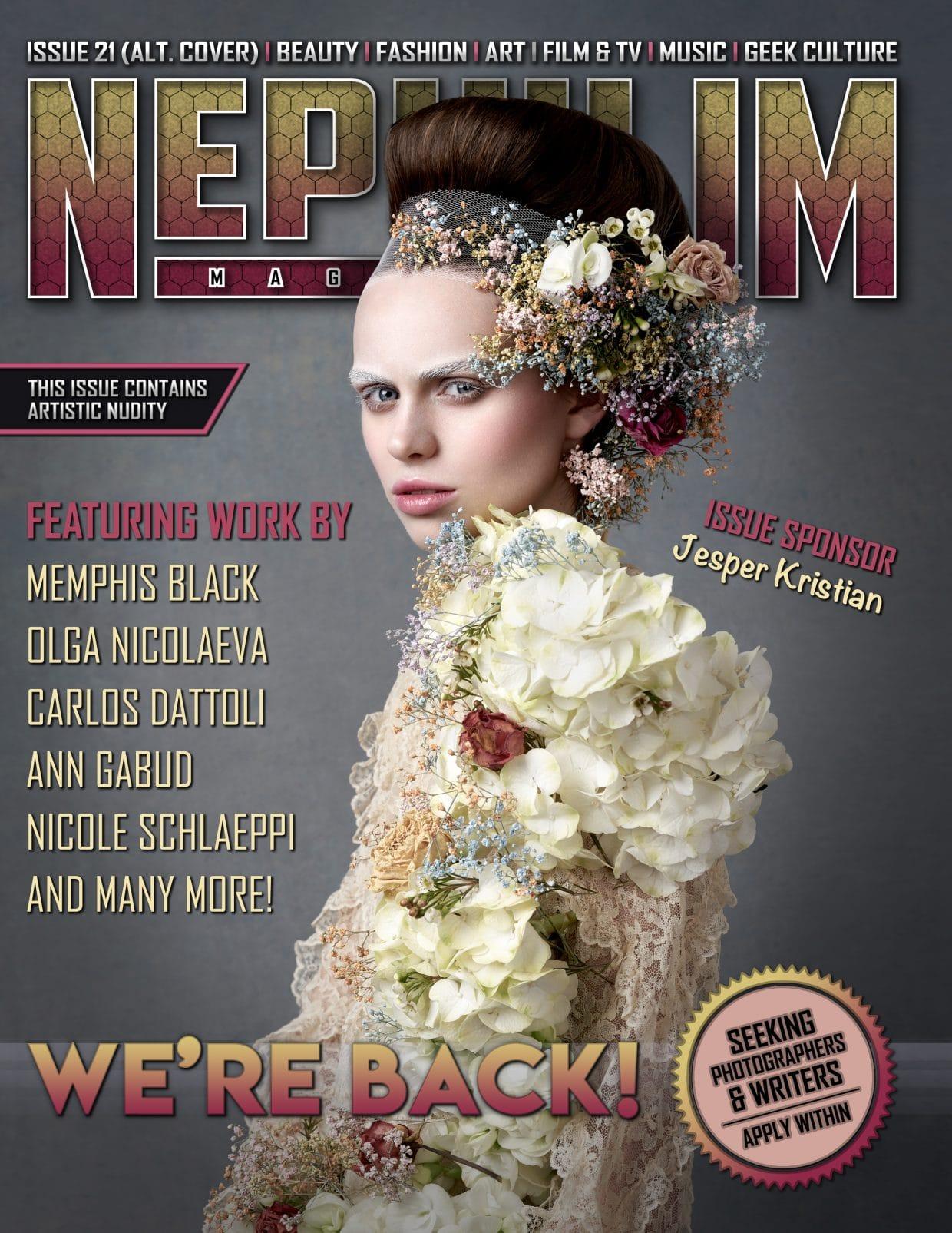Nephilim Magazine – Issue 21 (Cov. 1) 2