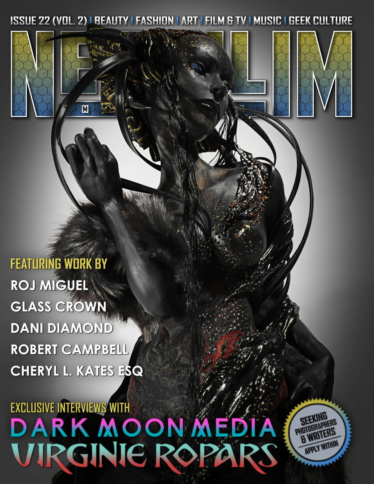 Nephilim Magazine - Issue 22 - Vol. 2 1