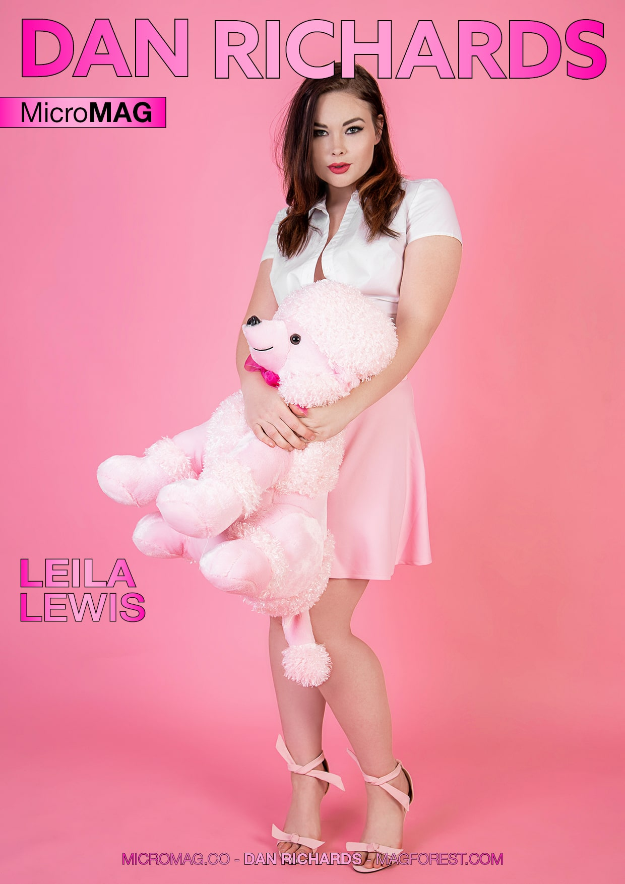 Dan Richards MicroMAG - Leila Lewis - Issue 8 1