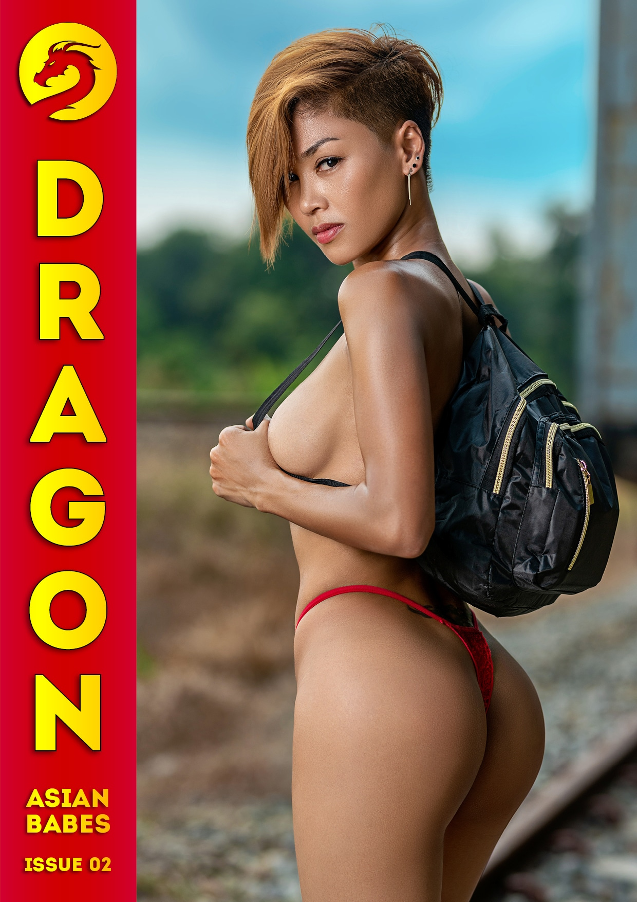 Dragon Magazine - August 2020 - Cindy Suzuki 4