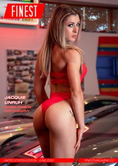 Finest Magazine – June 2020 – Olga Korchaka 6