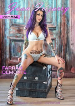 Dan Richards MicroMAG - Samantha Mathias - Issue 4 4