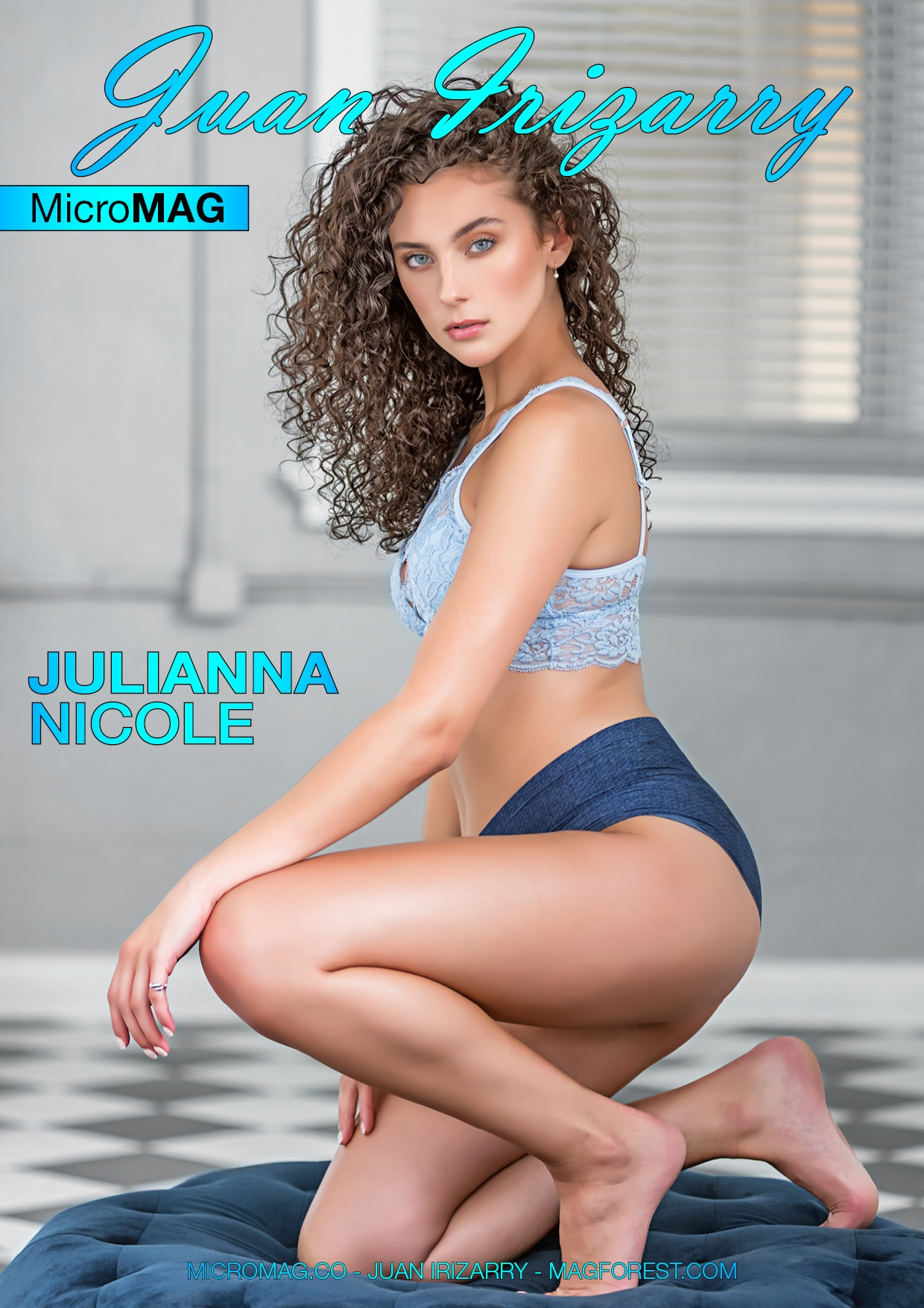 Juan Irizarry MicroMAG - Julianna Nicole - Issue 4 4