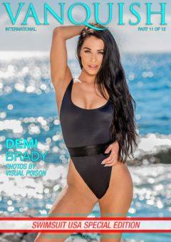 Vanquish Magazine - Swimsuit USA 2018 - Part 11 - Sara Long 6