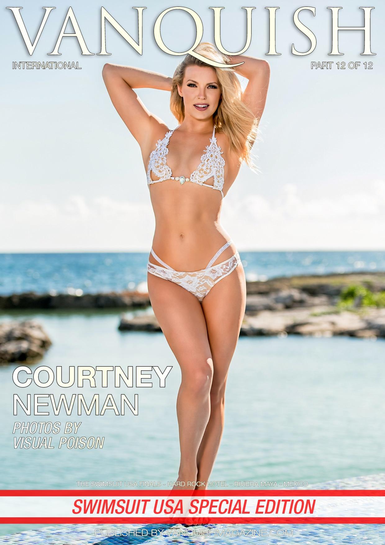 Vanquish Magazine - Swimsuit USA 2018 - Part 12 - Courtney Newman 1