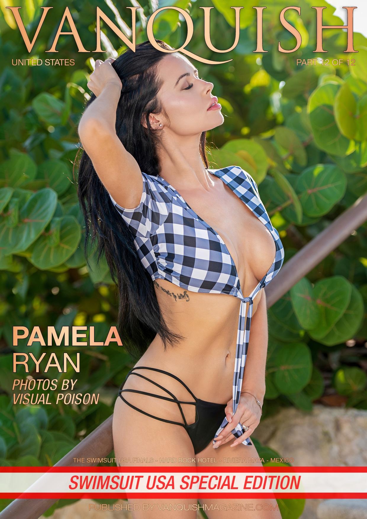Vanquish Magazine - Swimsuit USA 2018 - Part 12 - Courtney Newman 2