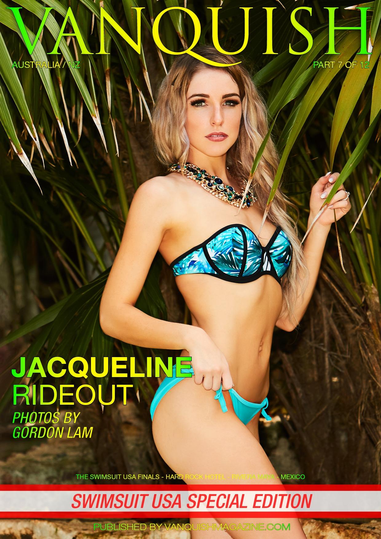 Vanquish Magazine - Swimsuit USA 2018 - Part 7 - Jacqueline Rideout 1