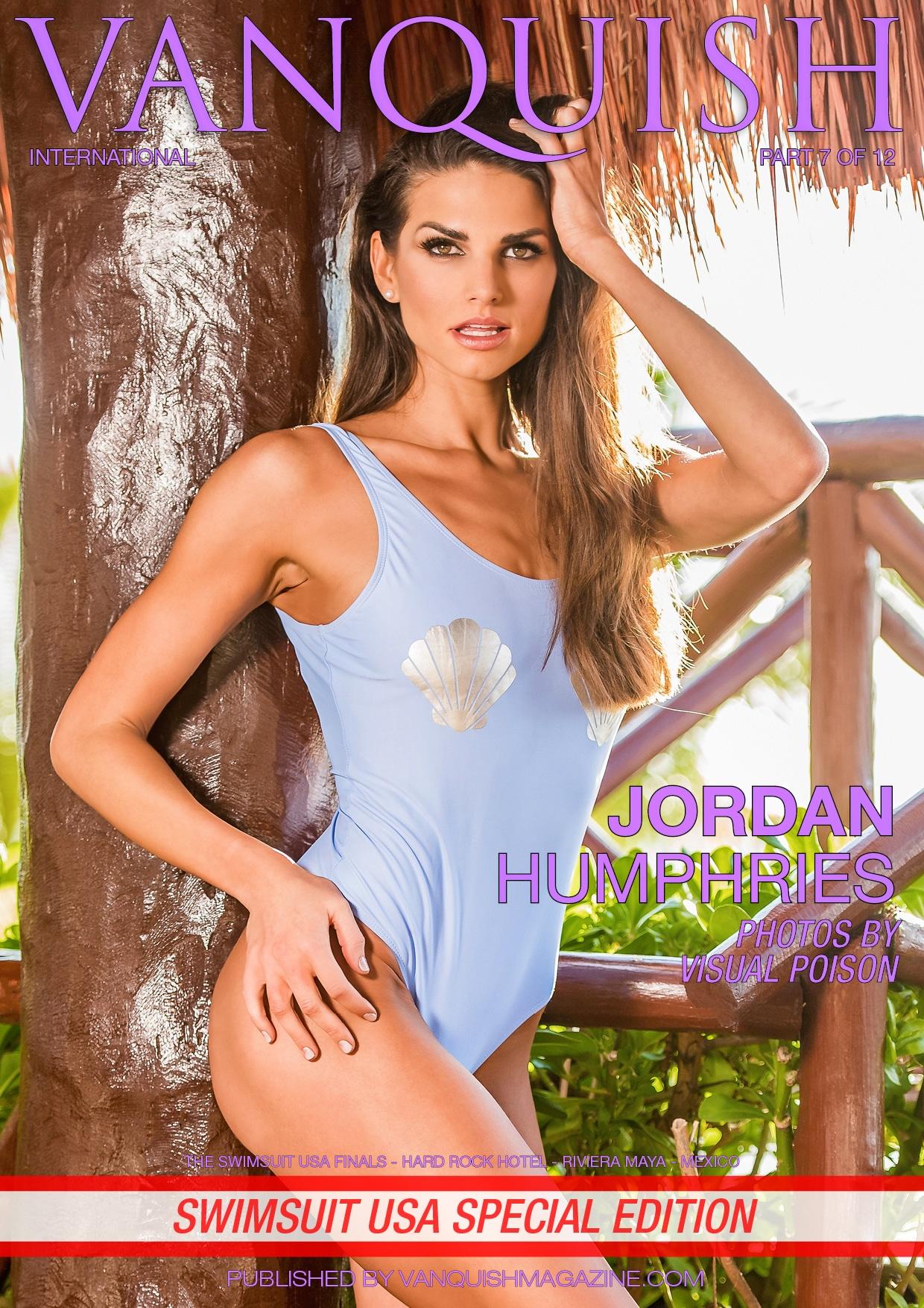 Vanquish Magazine - Swimsuit USA 2018 - Part 7 - Jacqueline Rideout 3