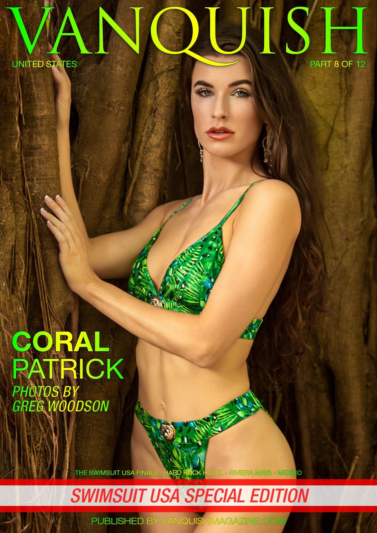 Vanquish Magazine - Swimsuit USA 2018 - Part 8 - Coral Patrick 1
