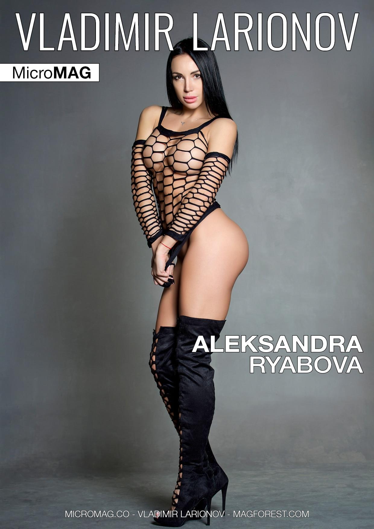 Vladimir Larionov MicroMAG - Aleksandra Ryabova - Issue 2 1