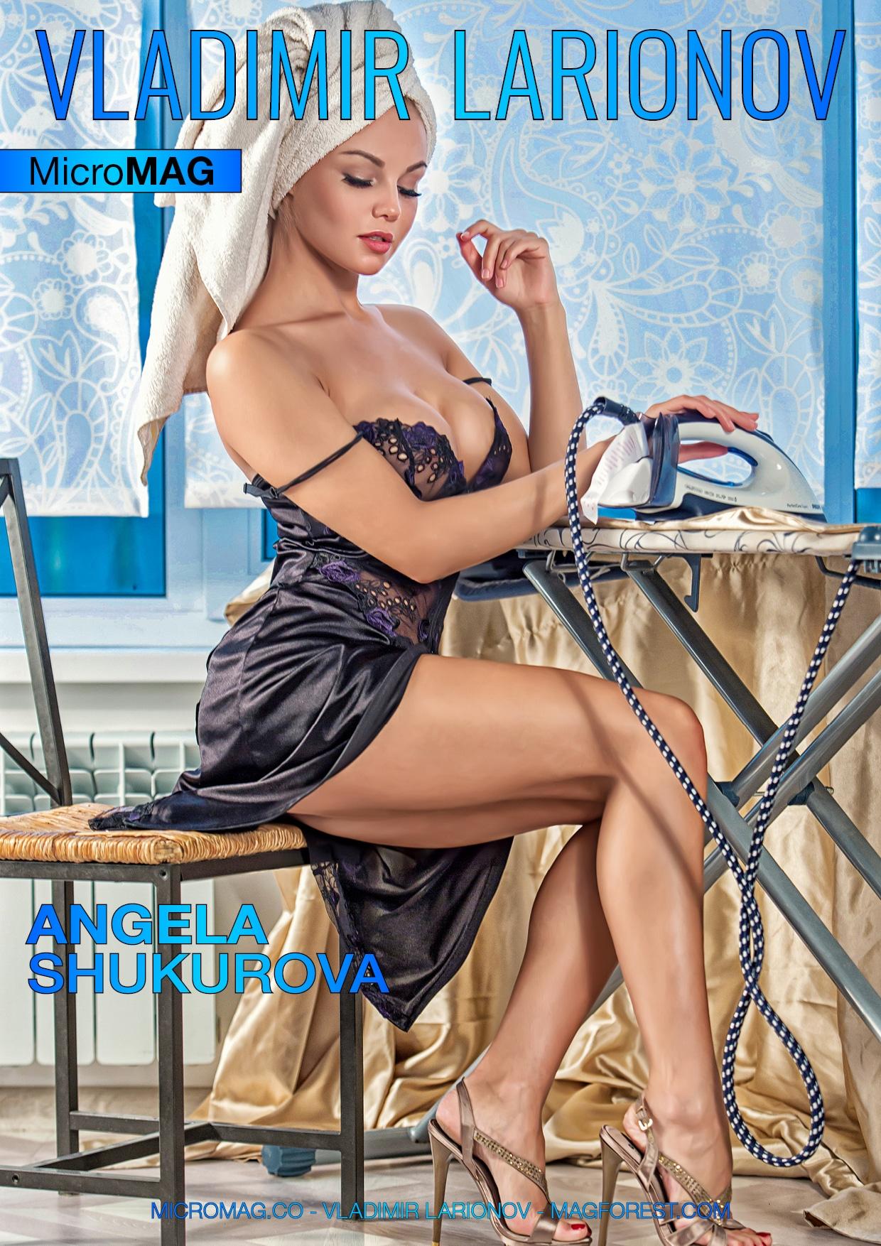 Vladimir Larionov MicroMAG - Angela Shukurova - Issue 2 3
