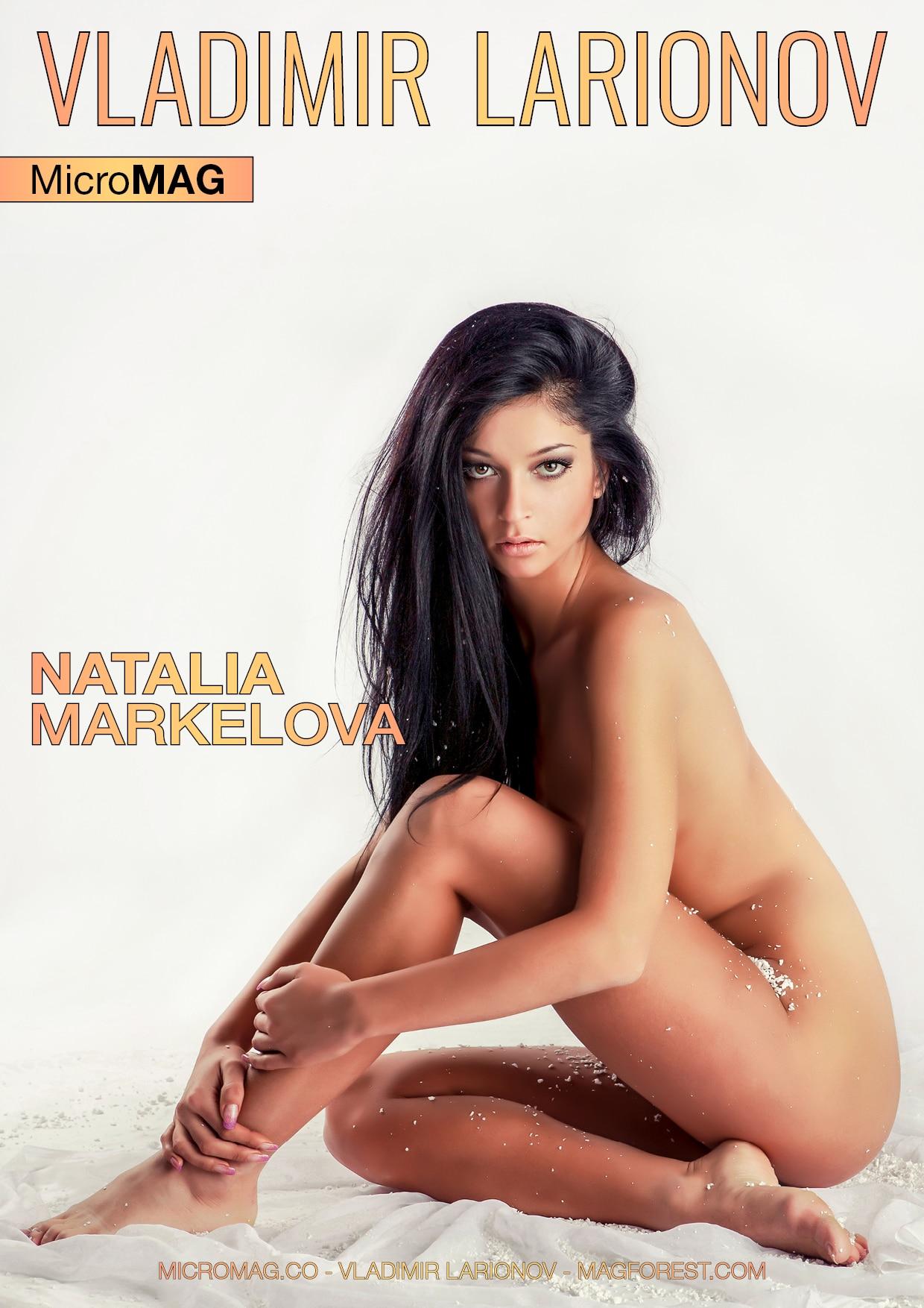 Vladimir Larionov MicroMAG - Natalia Markelova - Issue 6 1