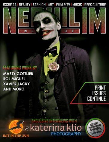 Nephilim Magazine – Issue 25 (Cov. 2) 3