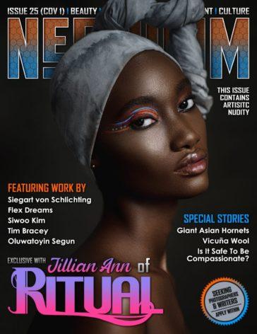 Nephilim Magazine – Issue 25 (Cov. 2) 2