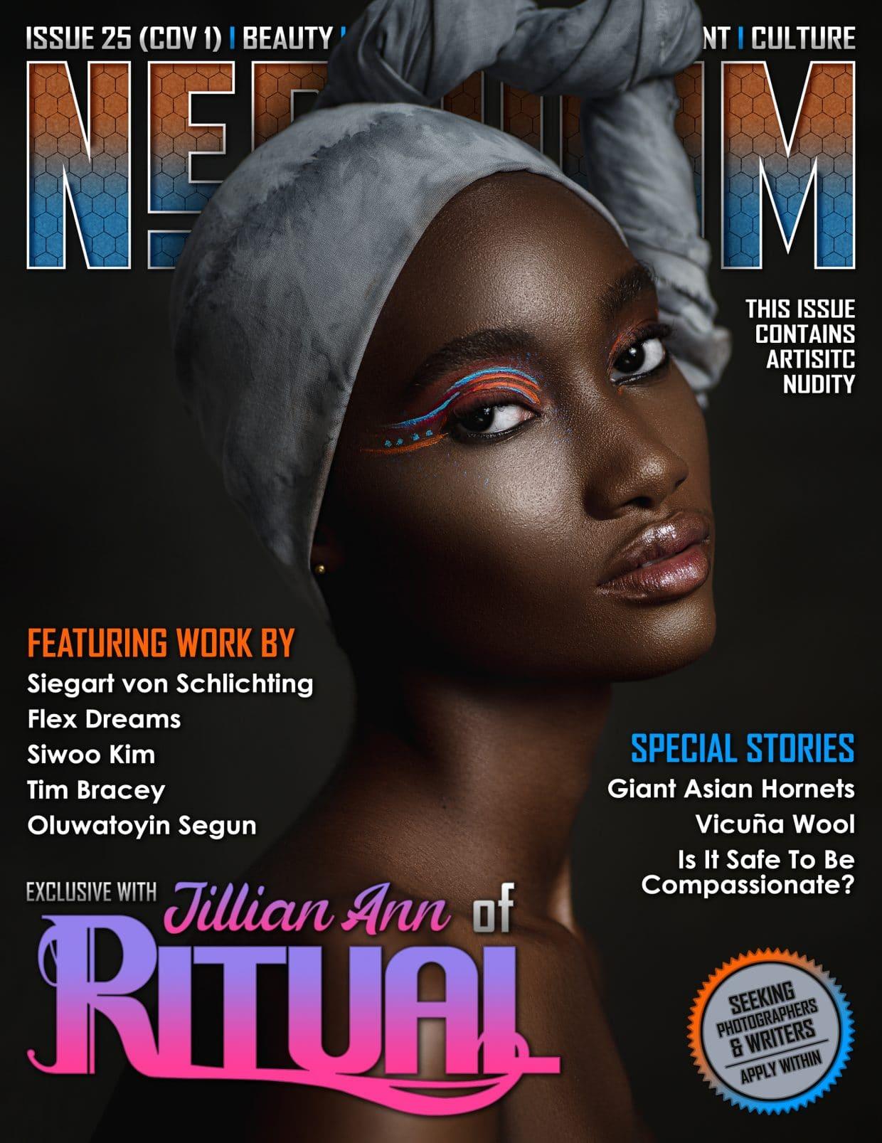 Nephilim Magazine – Issue 24 3