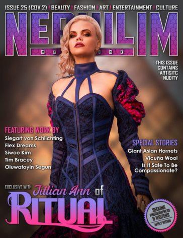 Nephilim Magazine – Issue 25 (Cov. 2) 1