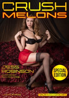 Crush Melons - July 2020 - Brie Stern 5