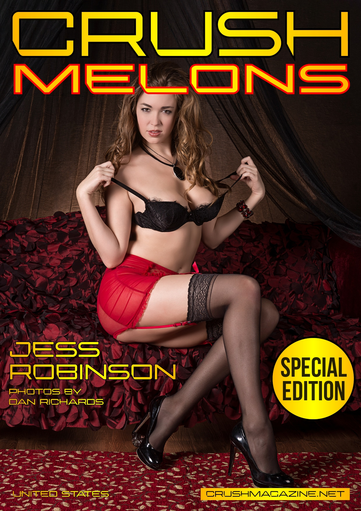 Crush Melons - July 2020 - Brie Stern 2