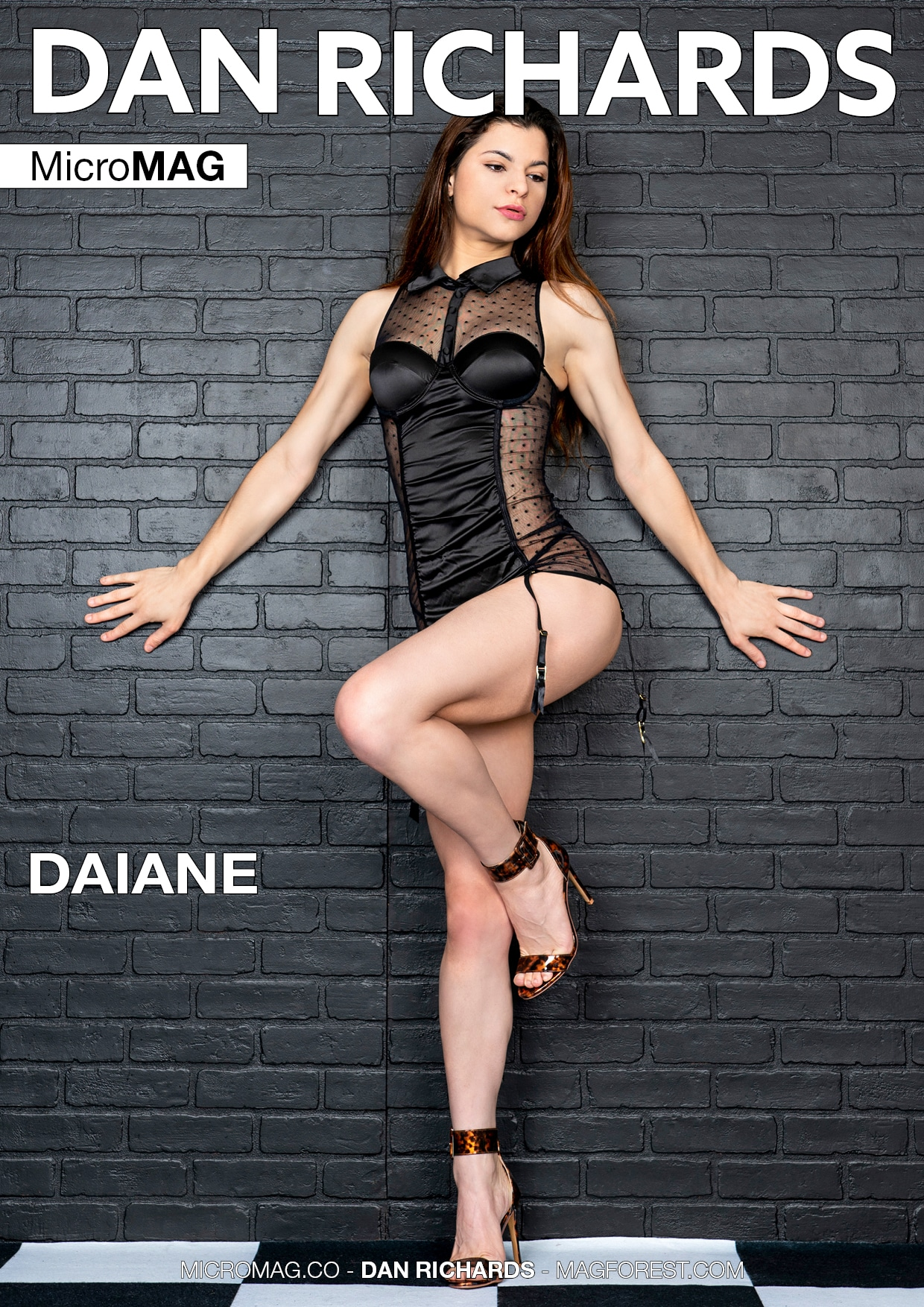 Dan Richards MicroMAG - Daiane - Issue 2 1