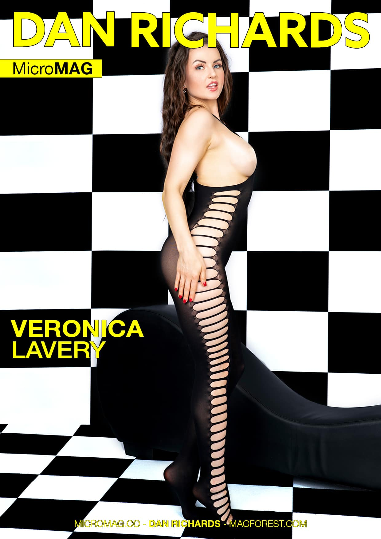 Dan Richards MicroMAG - Veronica LaVery - Issue 2 1