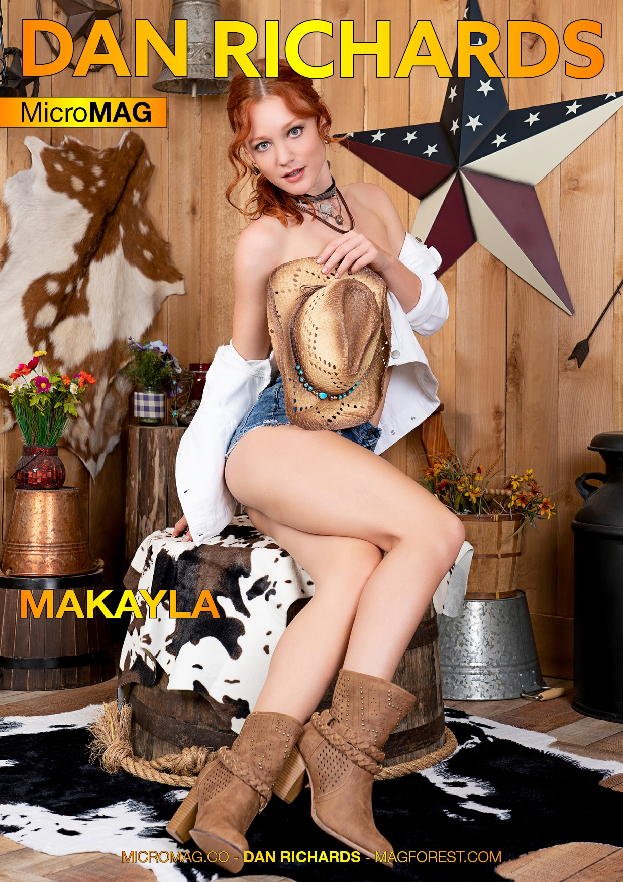 Dan Richards MicroMAG - Makayla - Issue 2 1