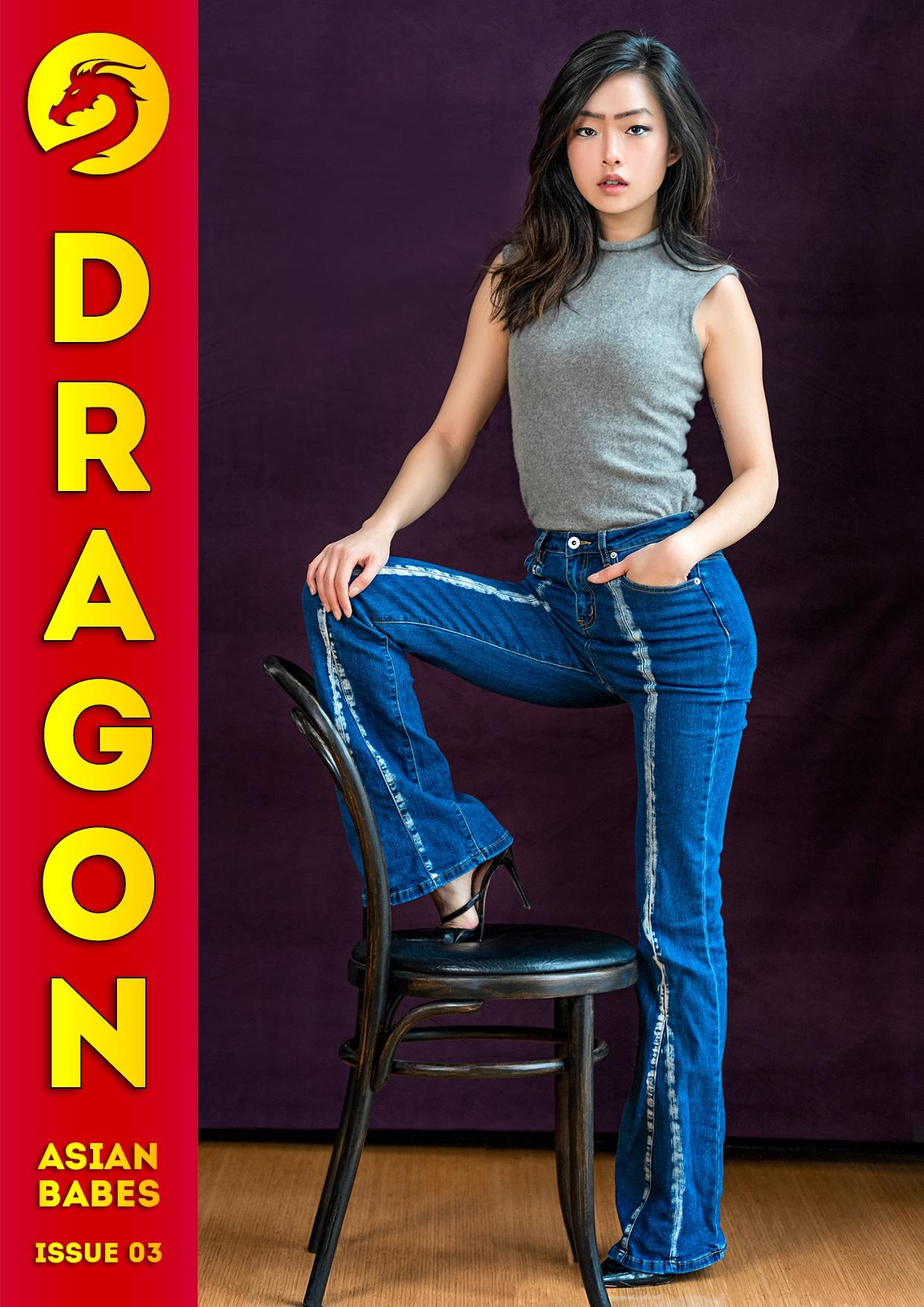 Dragon Magazine - August 2020 - Cindy Suzuki 3