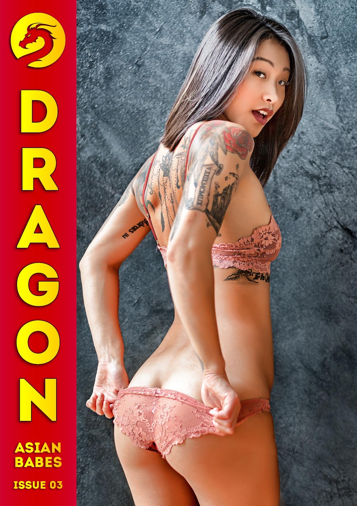 Dragon Magazine - August 2020 - Cindy Suzuki 2