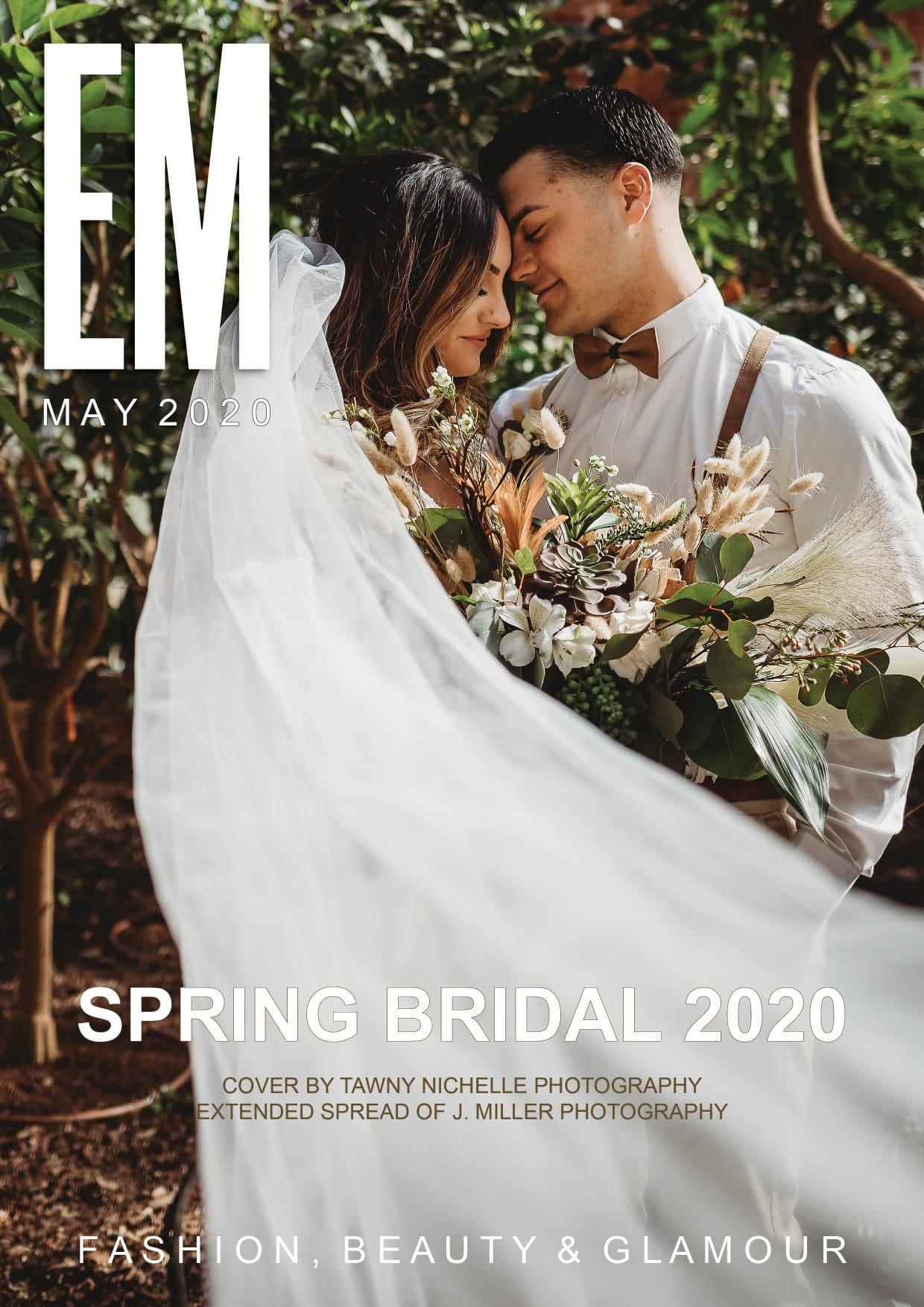 EM Magazine - Spring Bridal 2020 1