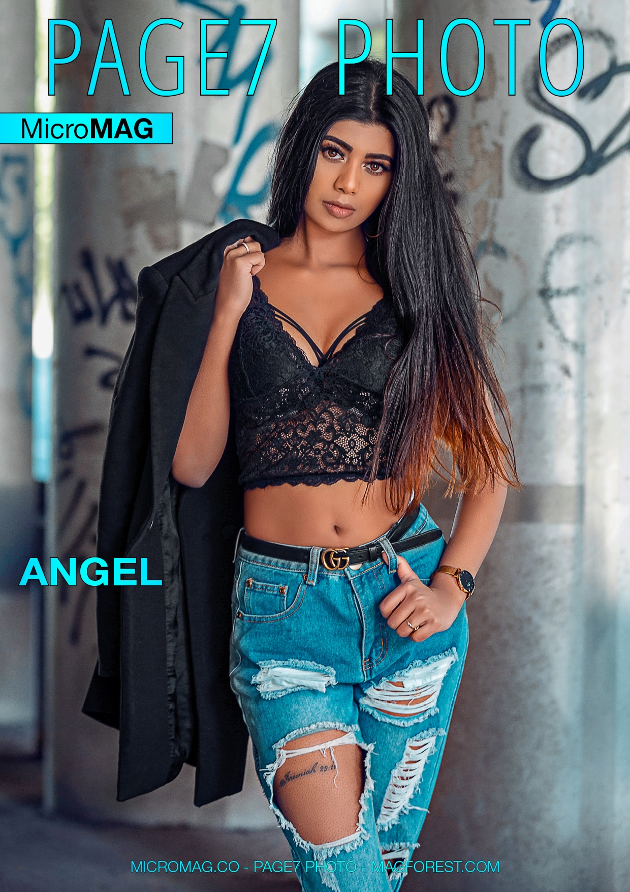 PAGE7 Photo MicroMAG - Angel 1