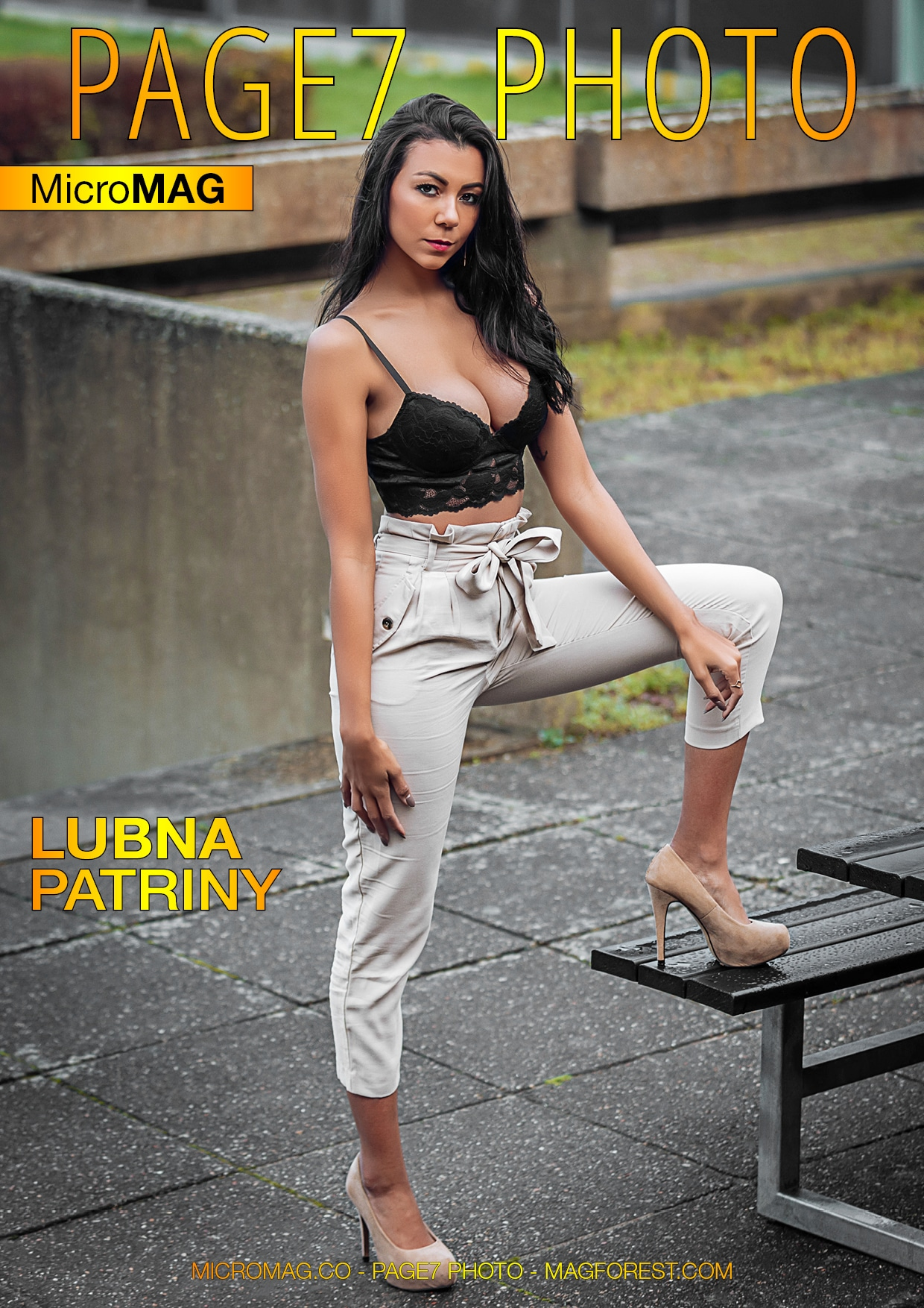 PAGE7 Photo MicroMAG - Lubna Patriny - Issue 4 1
