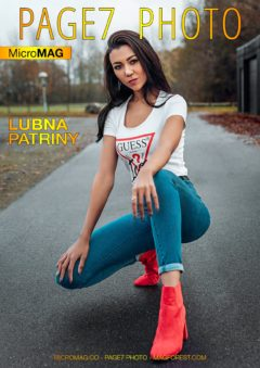 PAGE7 Photo MicroMAG - Lubna Patriny - Issue 6 5