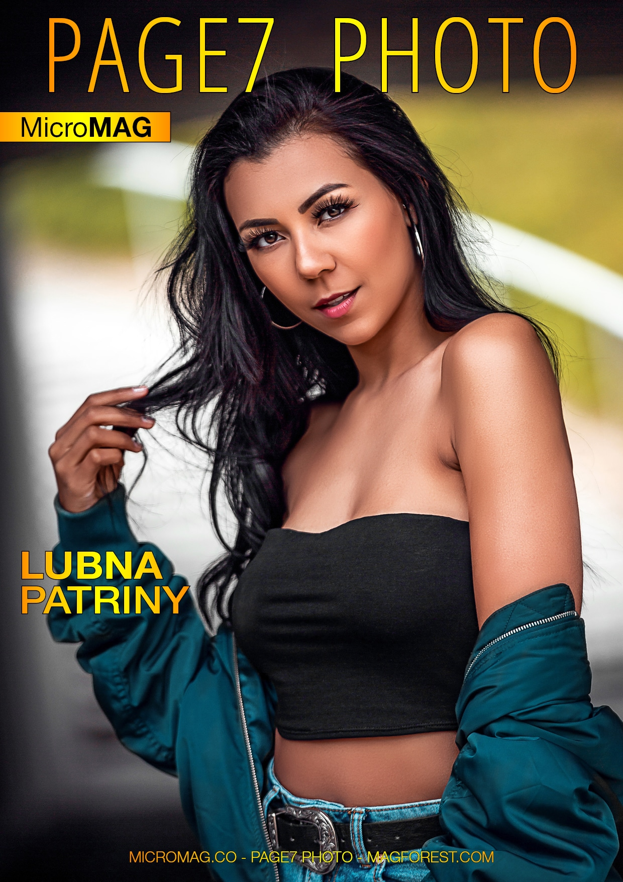 PAGE7 Photo MicroMAG - Lubna Patriny - Issue 4 2