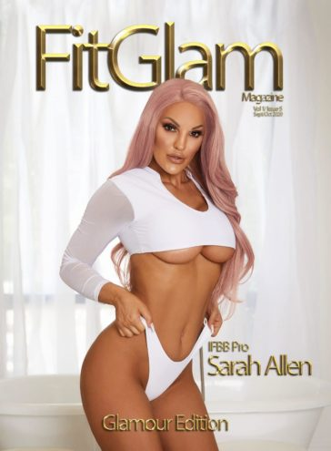 Fit Glam Magazine - July 2020 - Glamour Edition 1
