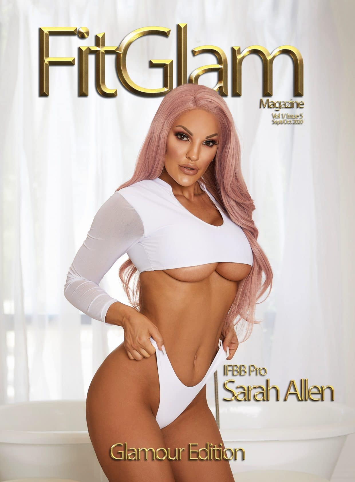 Fit Glam Magazine - September 2020 - Glamour Edition 1