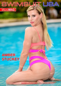 Swimsuit USA MicroMAG - Amberly Williams 5