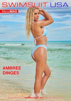 Swimsuit USA MicroMAG - Ana Hablinski - Issue 4 5