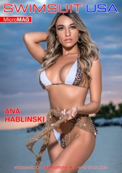 Swimsuit USA MicroMAG - Ambree Dinges - Issue 2 6