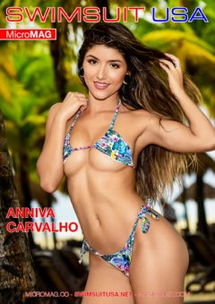 Swimsuit USA MicroMAG - Angela Fanelli - Issue 2 6
