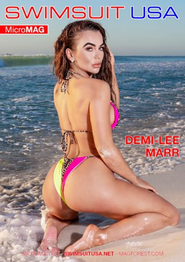 Swimsuit USA MicroMAG - Emily Daffas - Issue 3 3