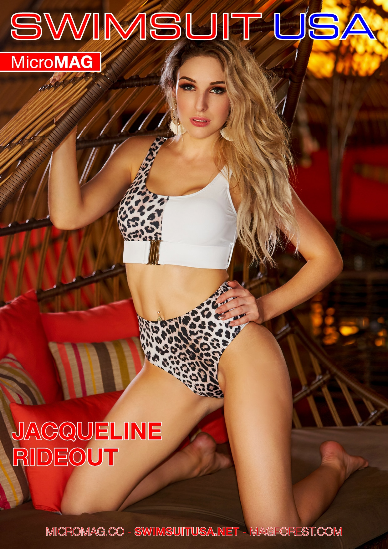Swimsuit USA MicroMAG - Jacqueline Rideout - Issue 5 3