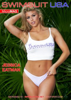 Swimsuit USA MicroMAG - Jo White - Issue 3 5