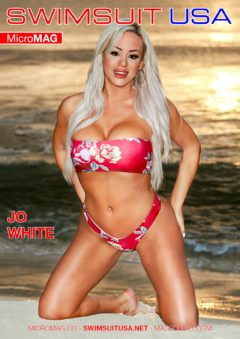 Swimsuit USA MicroMAG - Julie Gauthier - Issue 2 5