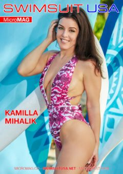 Swimsuit USA MicroMAG - Karley Straub 5