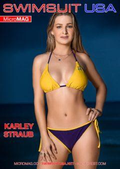 Swimsuit USA MicroMAG - Kamilla Mihalik - Issue 4 6